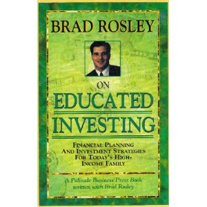Educated Investing by Brad Rosley