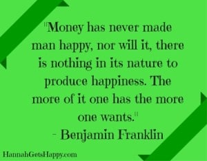 money-happy